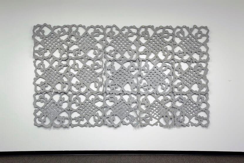 Screen, Mineral Fiber, 2010